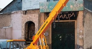 اجاره جرثقیل در دولاب تهران