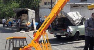 اجاره جرثقیل در محله طیب