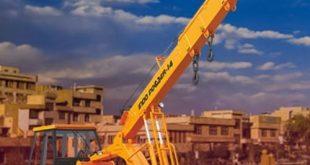 اجاره جرثقیل در نظام آباد