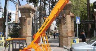 اجاره جرثقیل در هفت چنار تهران